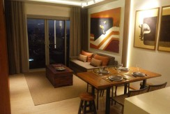 Fully Furnished 1 BR in One Shangri-La Place