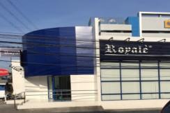 312 sqm Royale Commercial Building in Las Piñas City