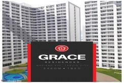 1 BR Unit in SMDC Grace Residences, Taguig City